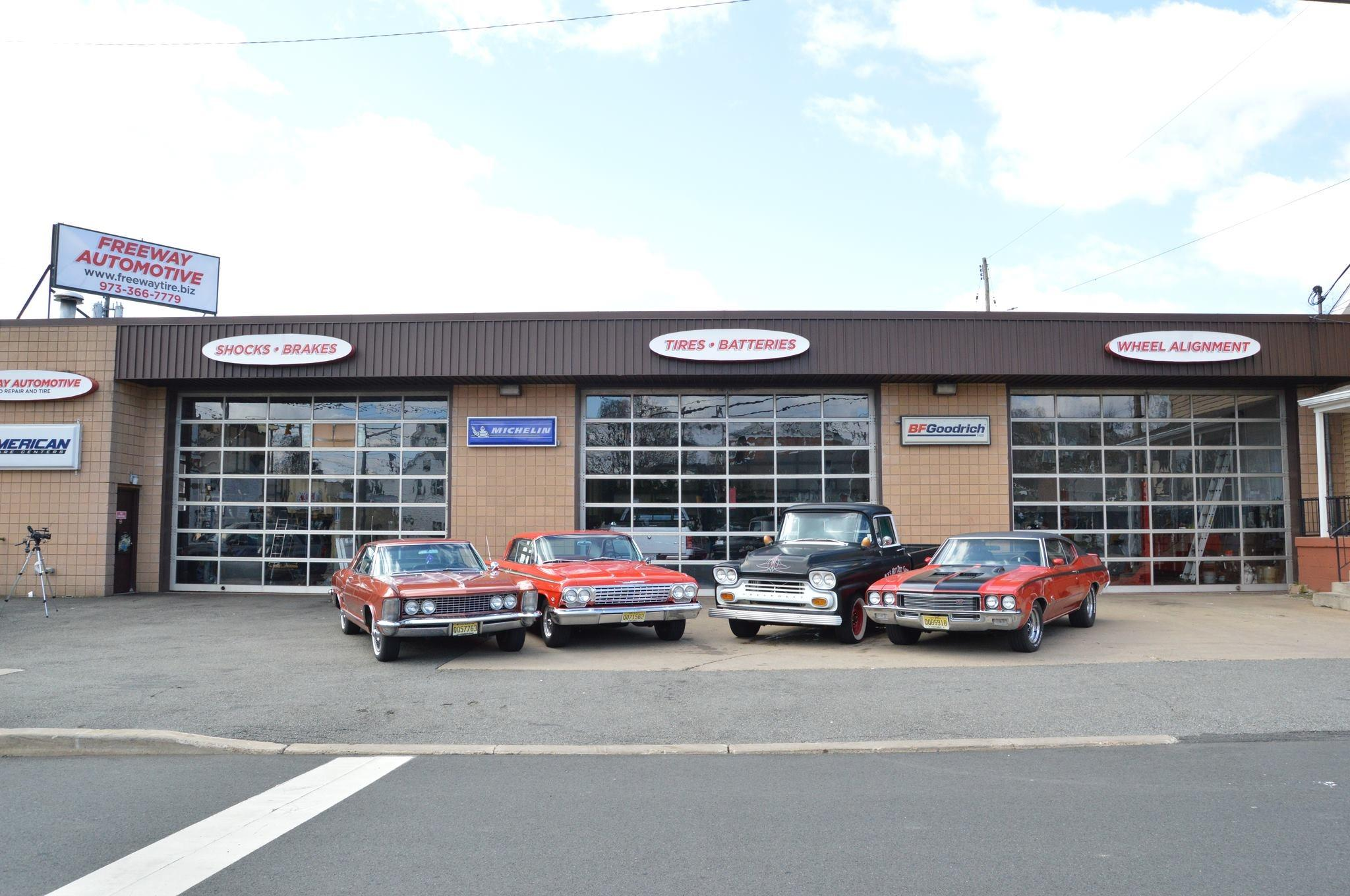 Freeway Automotive Tire Tire Pros In Dover Nj 973