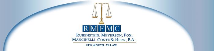 Rubenstein Meyerson Fox Mancinelli Conte & Bern, P.A. - ad image