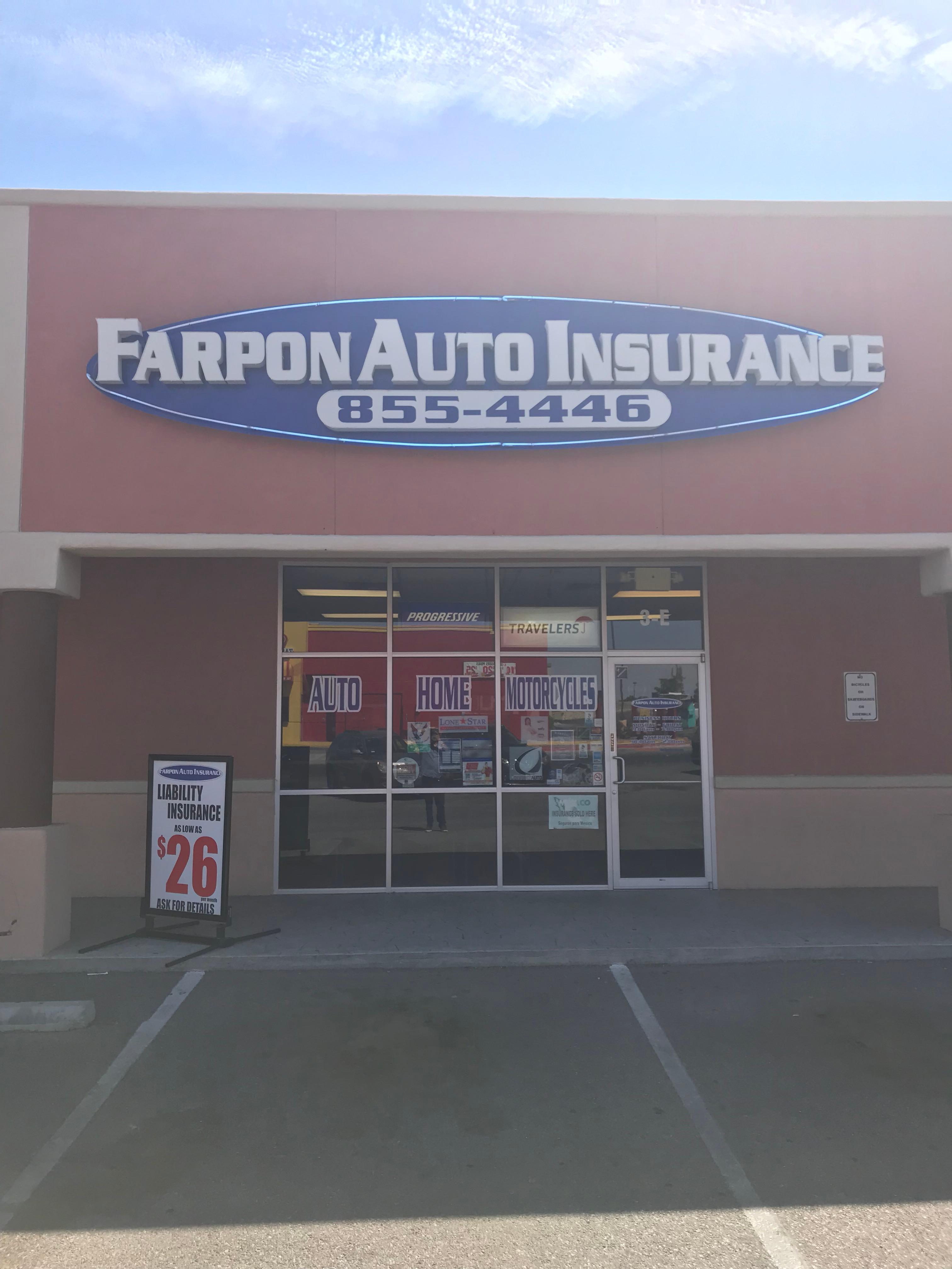 Farpon Auto Insurance in El Paso, TX, photo #2