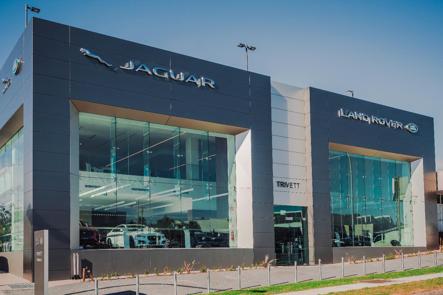 Land Rover Dealership >> Trivett Land Rover Alexandria Land Rover Retailer In