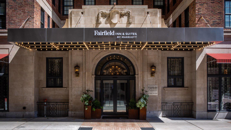 Fairfield Inn & Suites by Marriott Philadelphia Downtown/Center City image 0