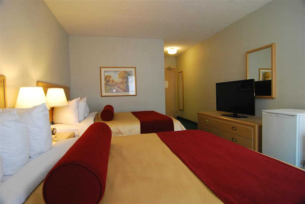 Best Western Little River Inn in Simcoe: Double Queen Guest Room