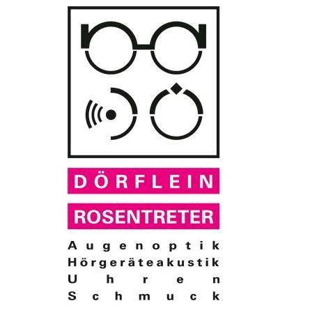 Logo von Dörflein-Rosentreter, Inh. Kai Rosentreter Augenoptik