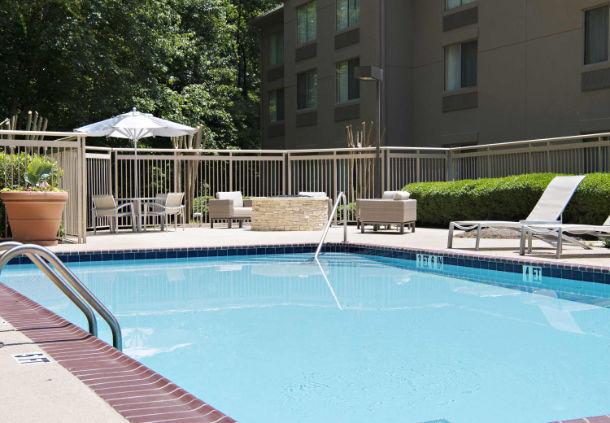 SpringHill Suites by Marriott Atlanta Alpharetta image 8