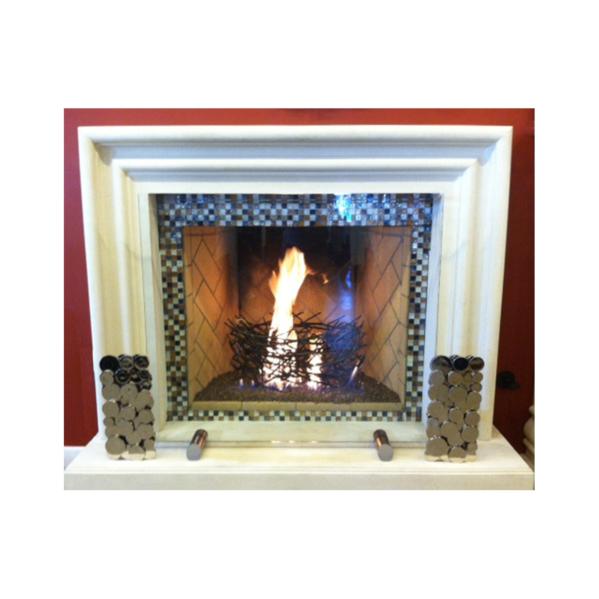 Wilshire Fireplace Santa Monica Fireplaces