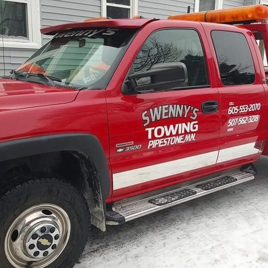 Swennys Towing