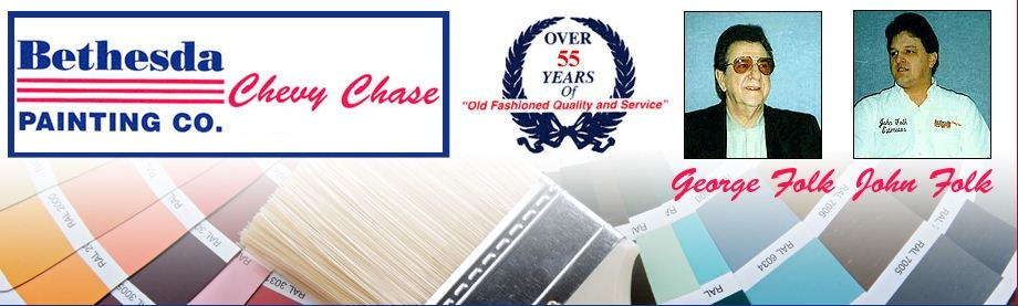 Bethesda Chevy Chase Painting Co Inc In Bethesda Md