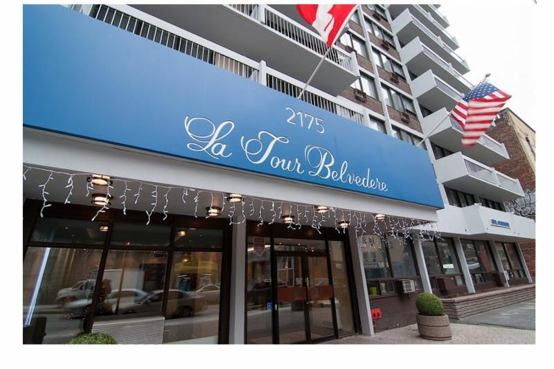 La Tour Belvédère Hôtel Appartments à Montréal