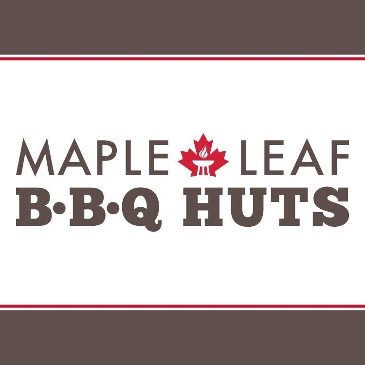 Maple Leaf BBQ Huts