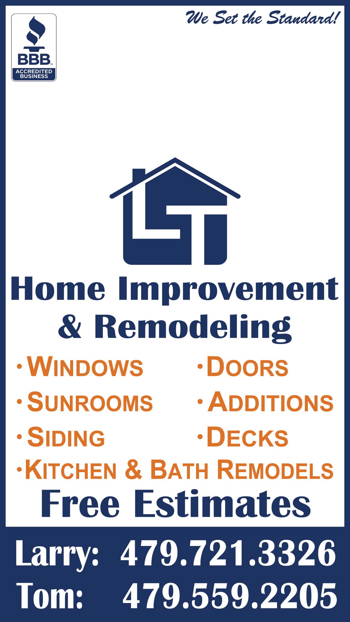 LT Home Improvements & Remodeling image 0