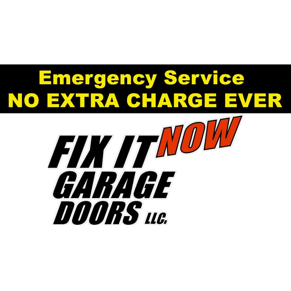 Fix It Now Garage Doors LLC.