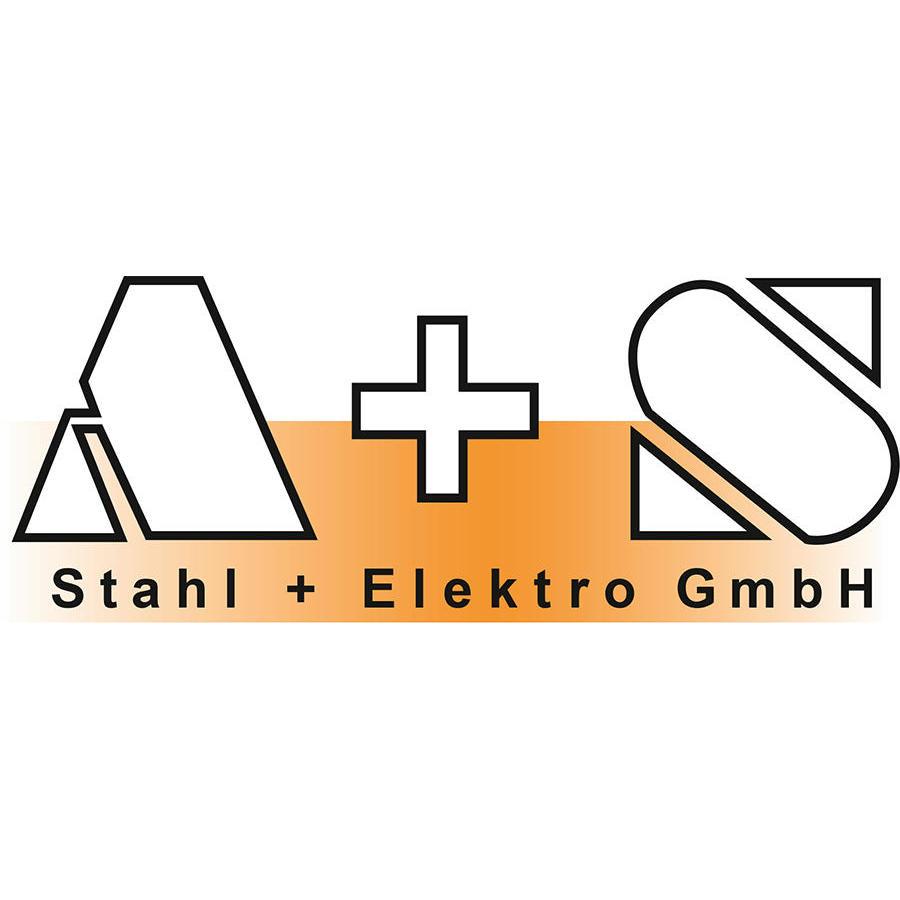 Logo von A + S Stahl und Elektro GmbH