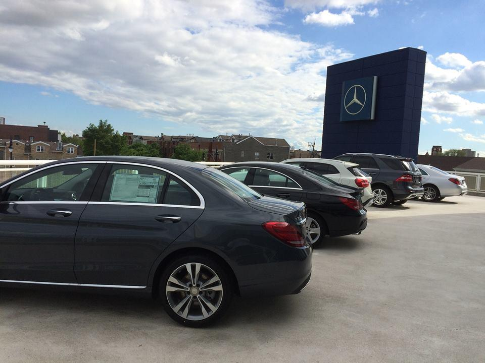 Mercedes benz of chicago at 1520 w north ave chicago il for Mercedes benz chicago il