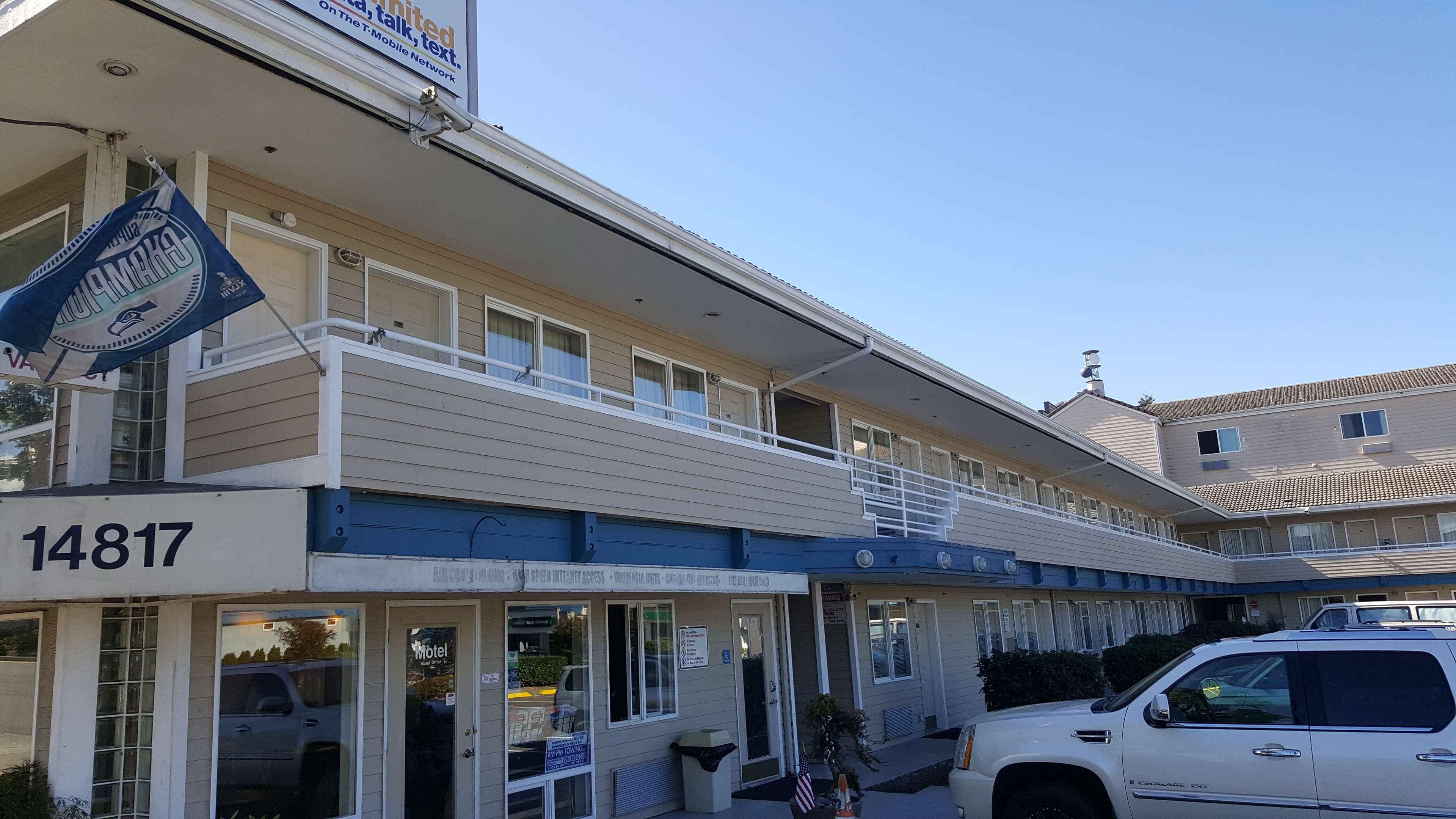 Americas Best Value Inn - Shoreline / Seattle North image 0