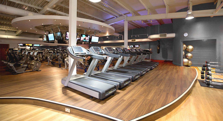 David Lloyd Lichfield Fitness Equipment In Lichfield Ws14 0qp