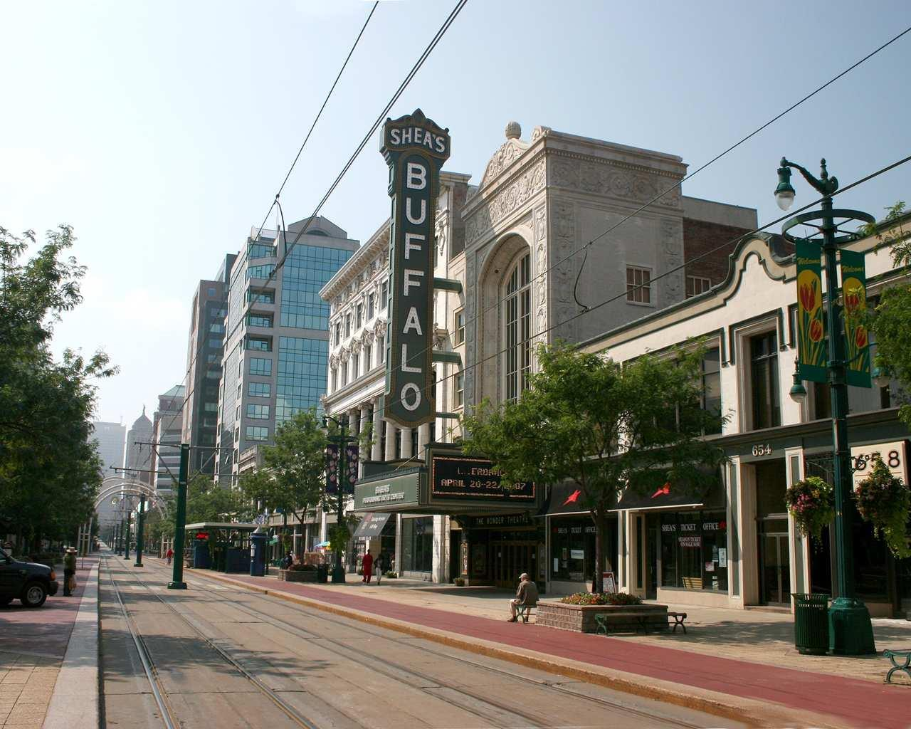 DoubleTree Club by Hilton Hotel Buffalo Downtown image 29