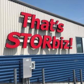 That's STORbiz! Self Storage