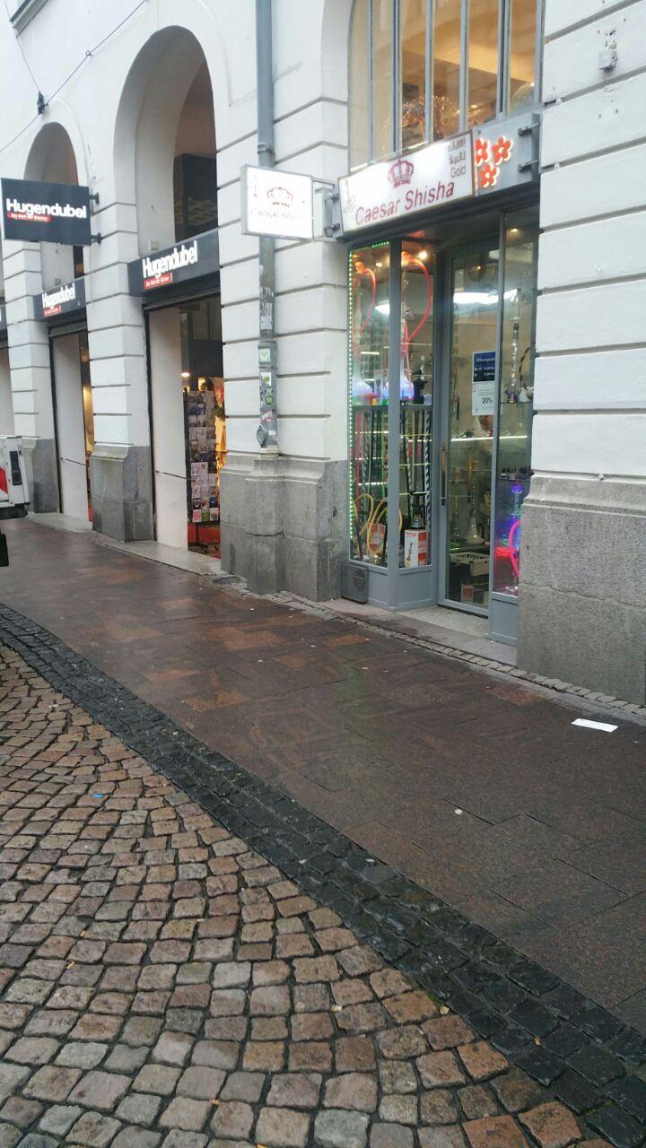 Caesar Shisha Shop Lübeck, Königstr. 67a in Lübeck