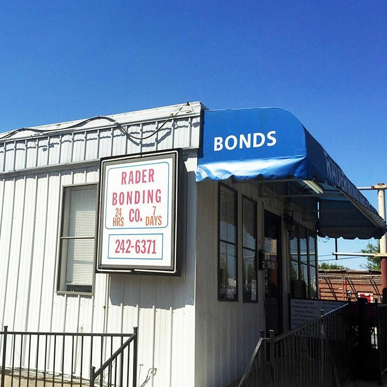 Rader Bonding Co