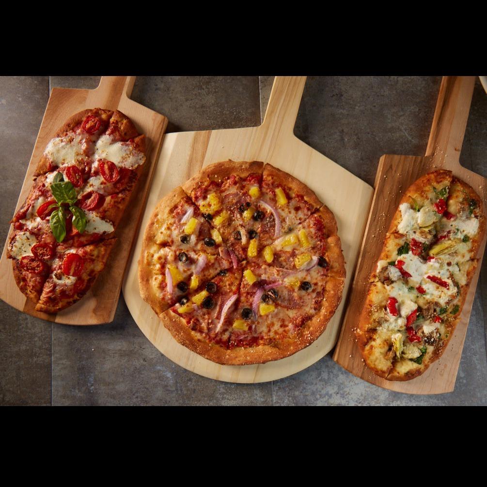 Blazing Tomato Pizza and Pasta