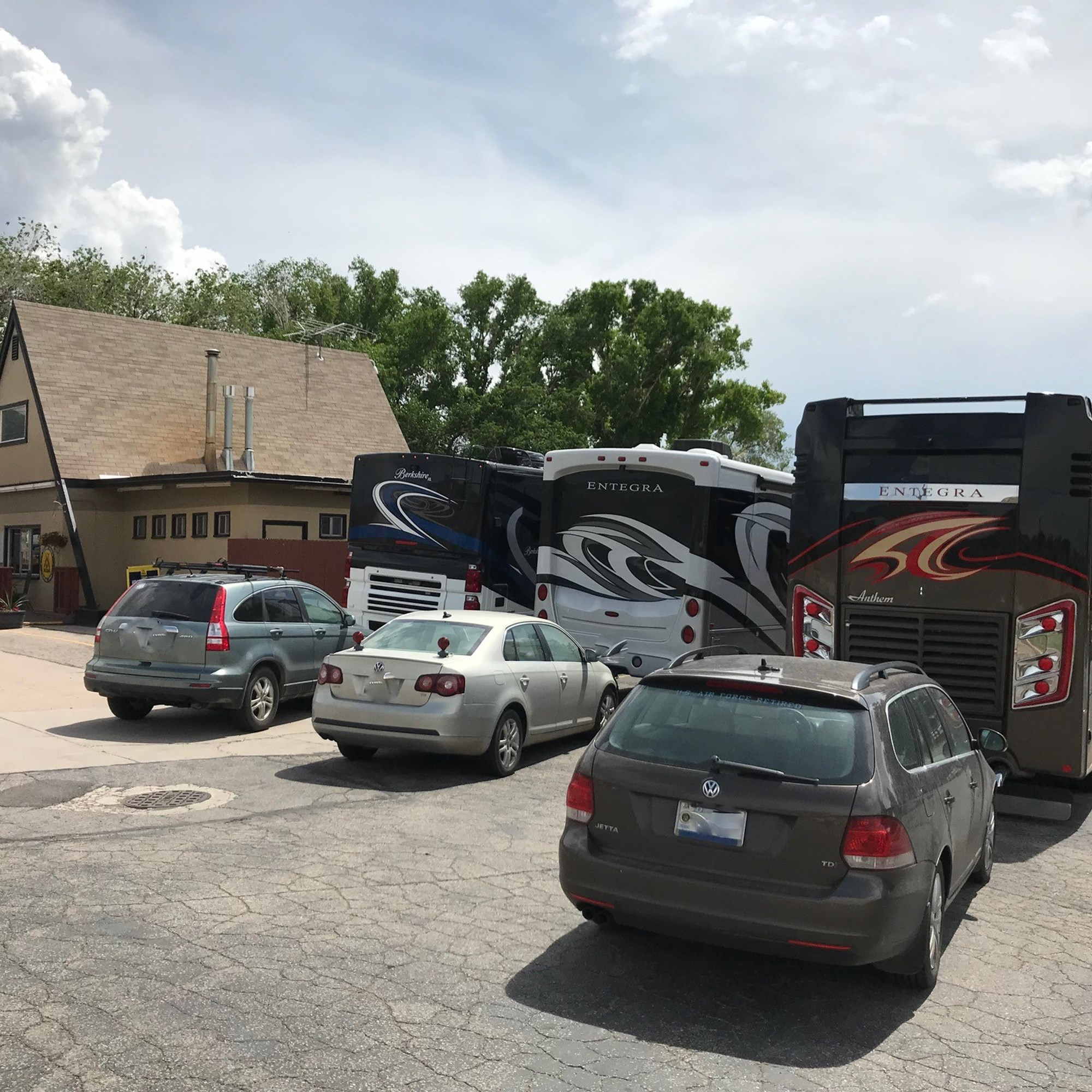 Cedar City KOA Journey