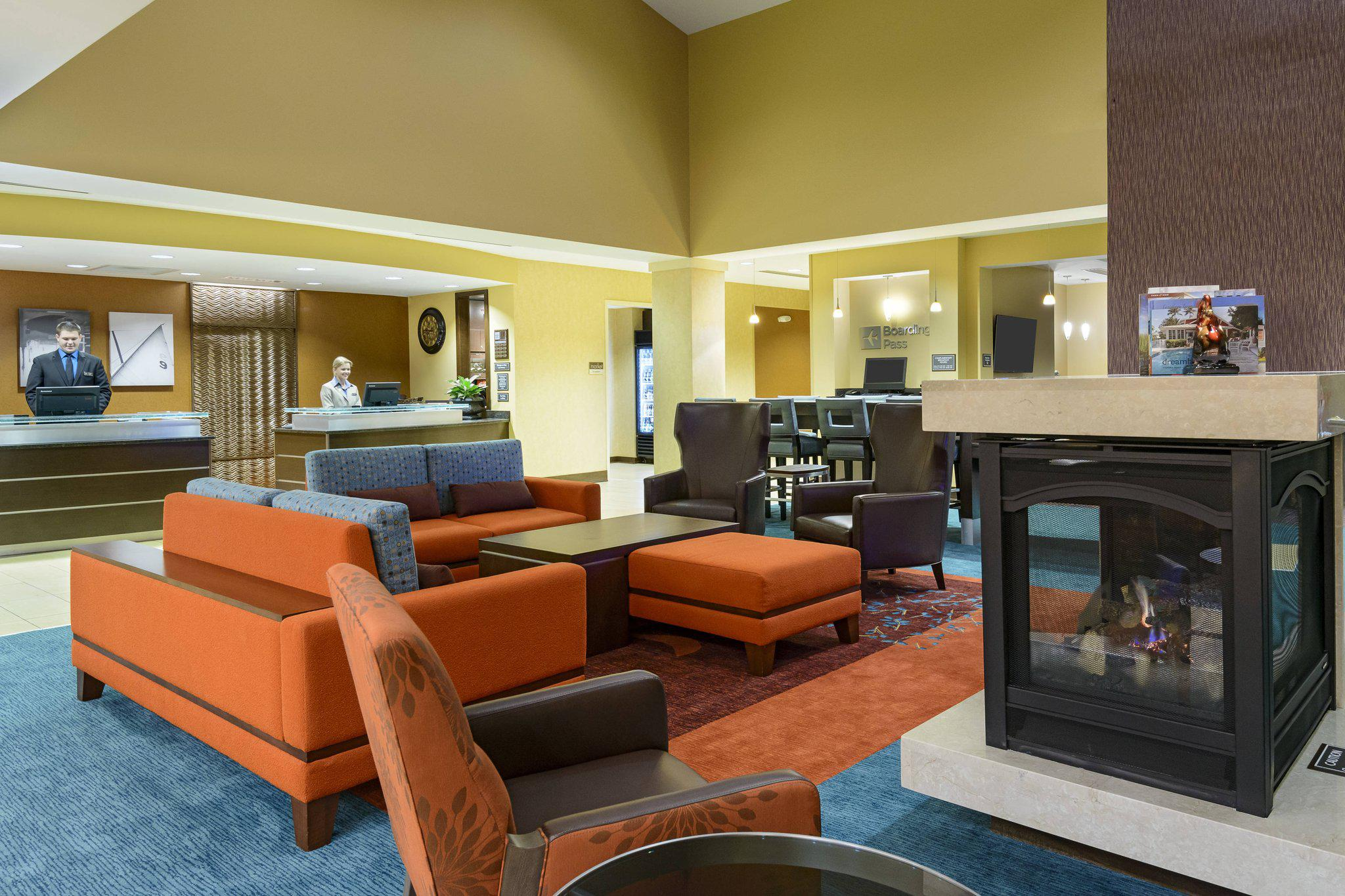 Residence Inn by Marriott Fort Myers at I-75 and Gulf Coast Town Center