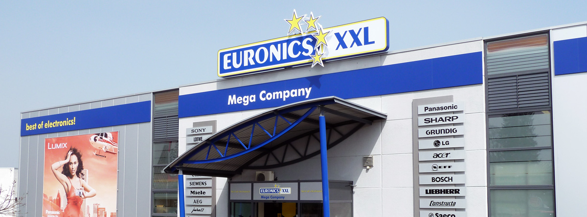 EURONICS XXL Mega Company, Bahnhofstr. 34 in Balingen