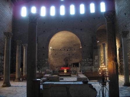 Catacombe Domitilla