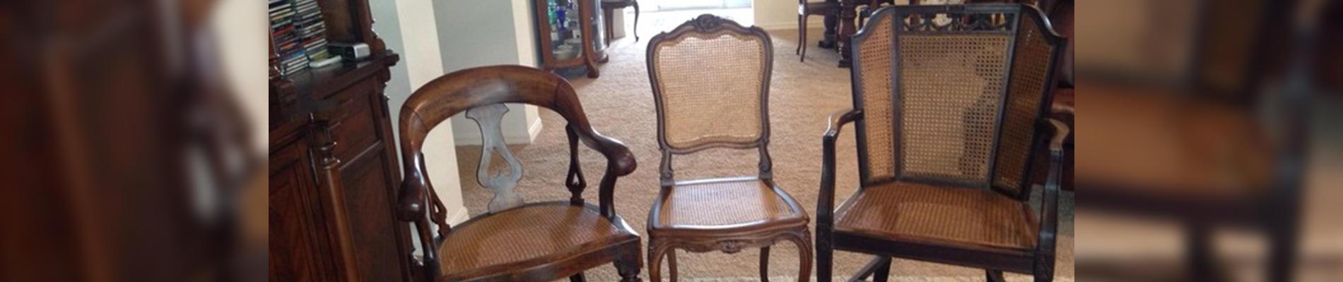 Veterans Chair Caning & Repair image 0