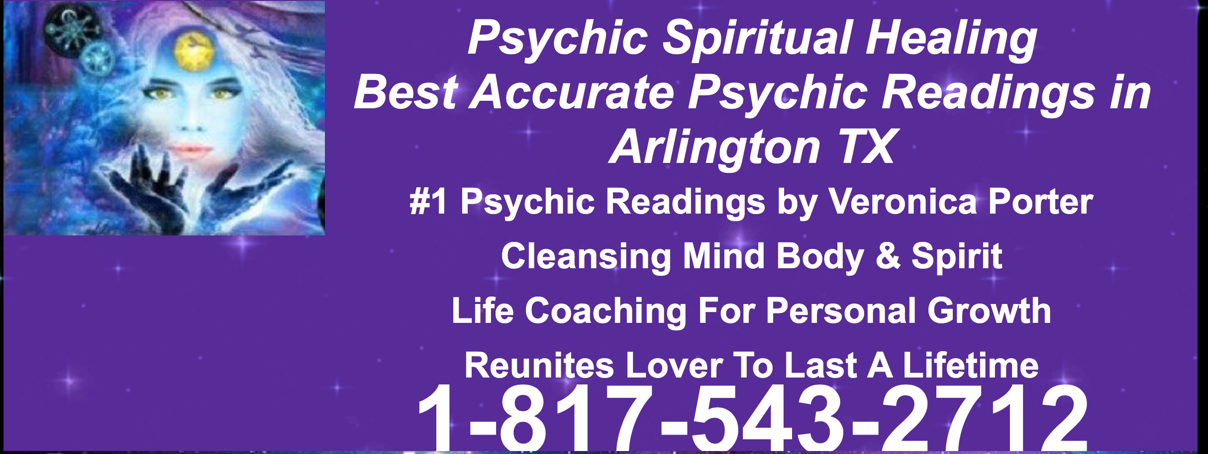 Best Accurate Psychic Reader Veronica image 0