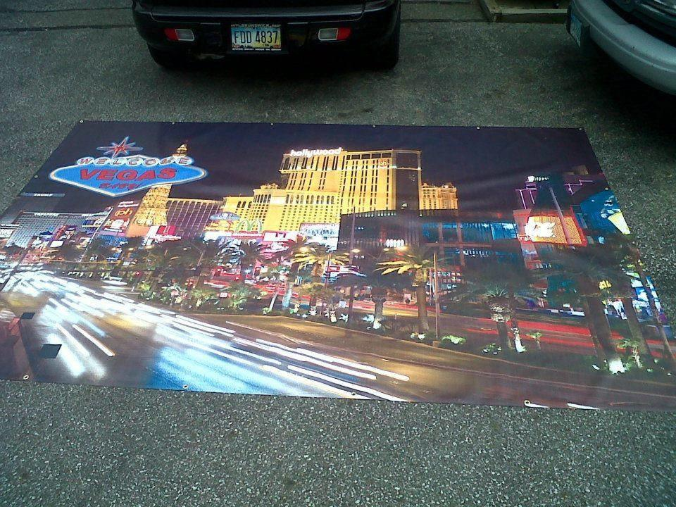 Banners, Signs & Graphix by: 1-OFF CUSTOMZ