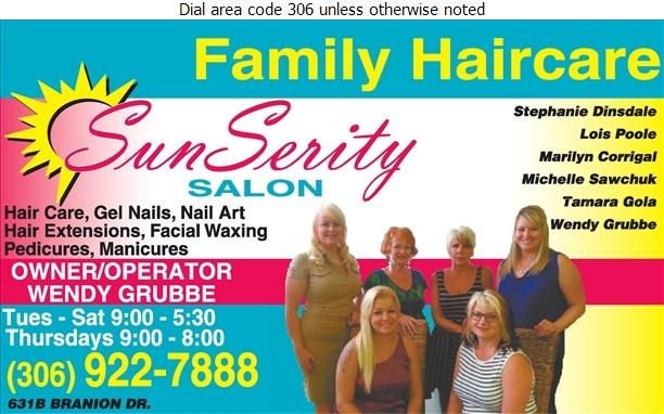 Sunserity Salon