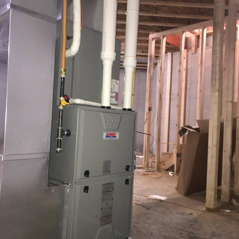 Mathy Heating & Air Conditioning Inc. image 0