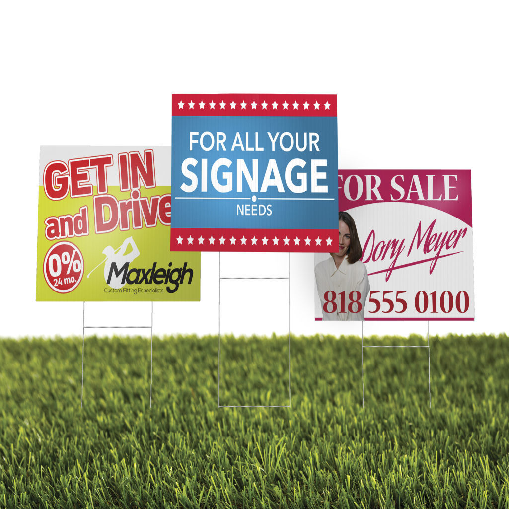 Reliable Banner Sign Supply & Printing image 2