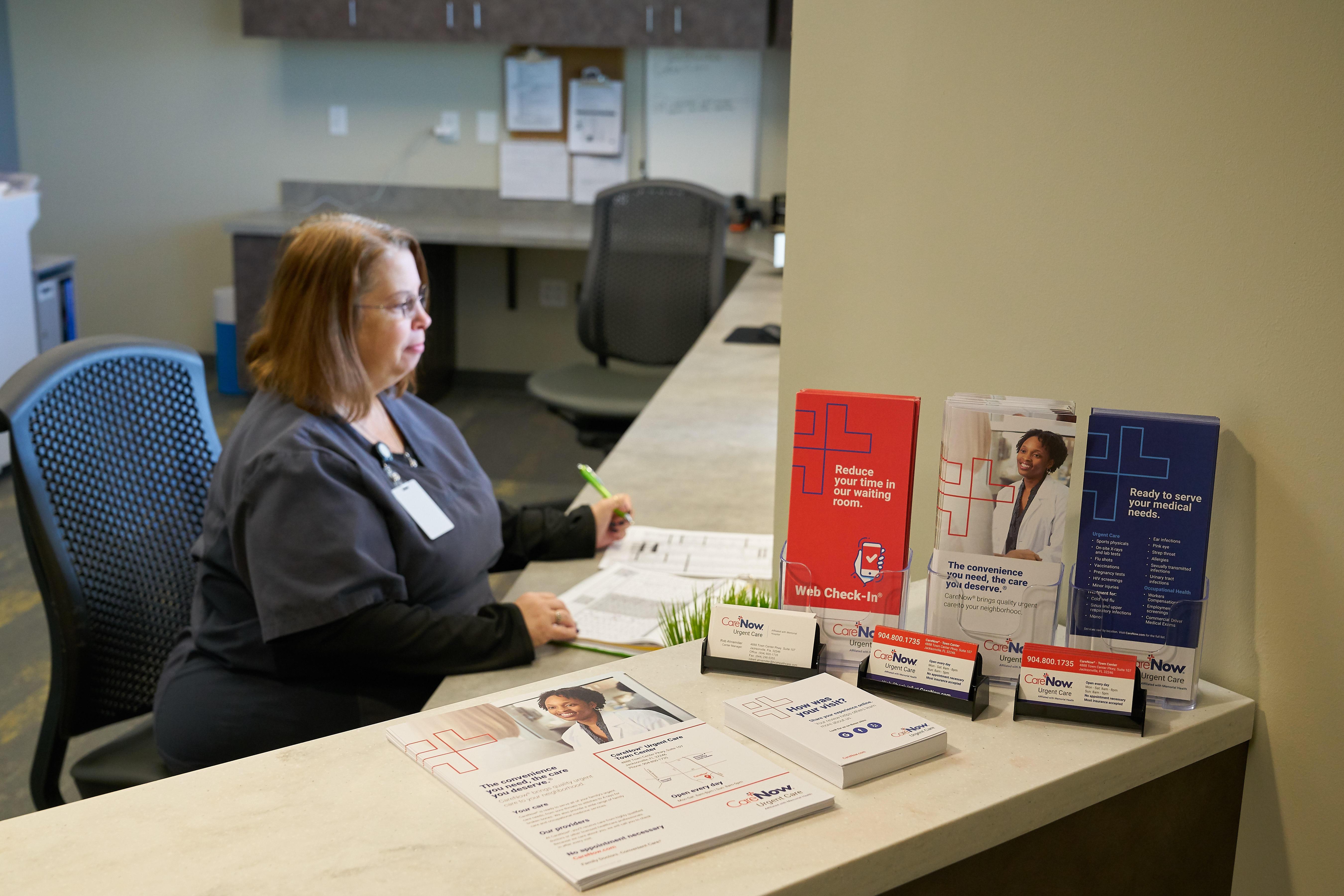 CareNow Urgent Care - Jacksonville Town Center image 1