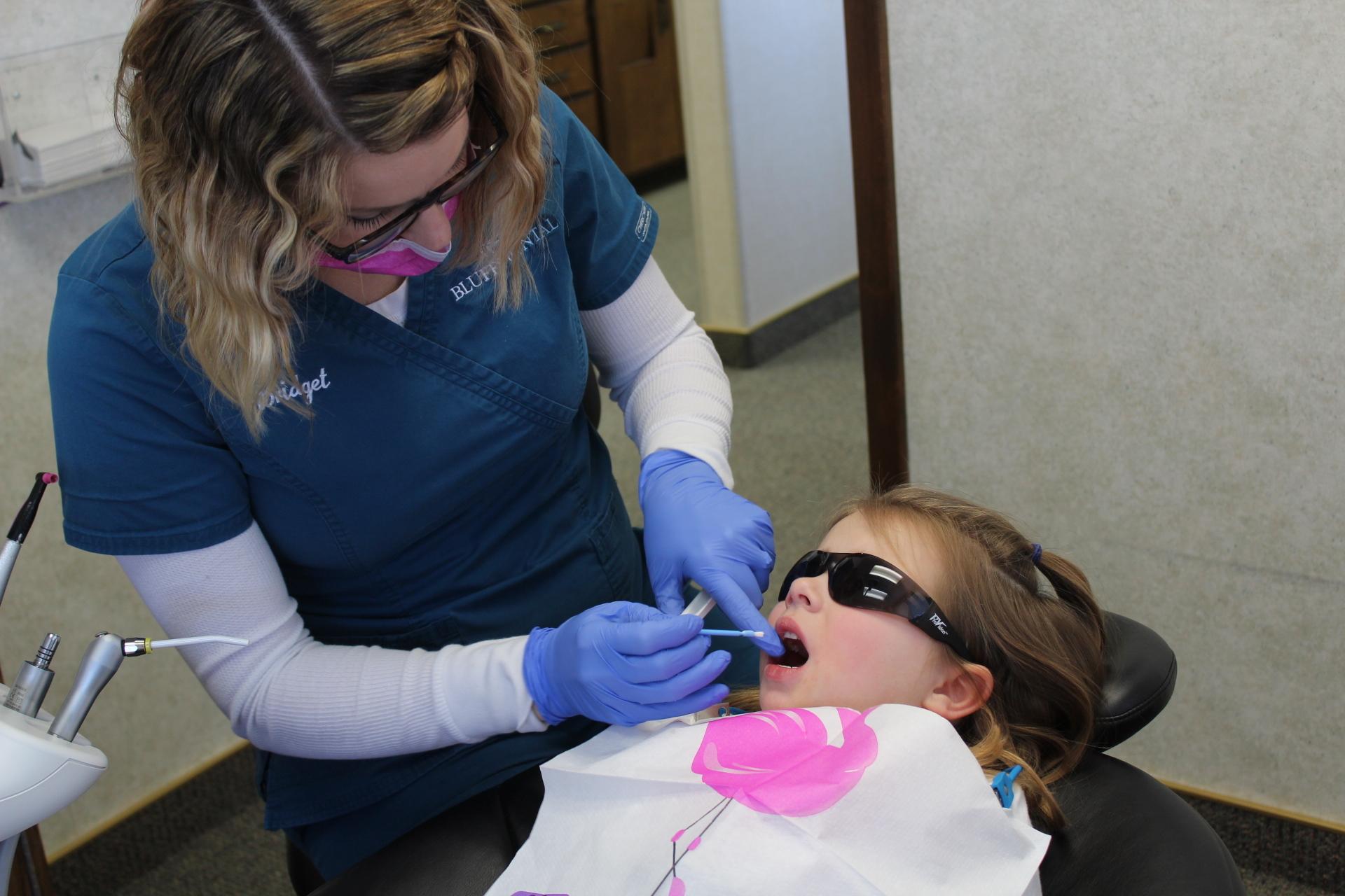 Bluffs Dental image 1