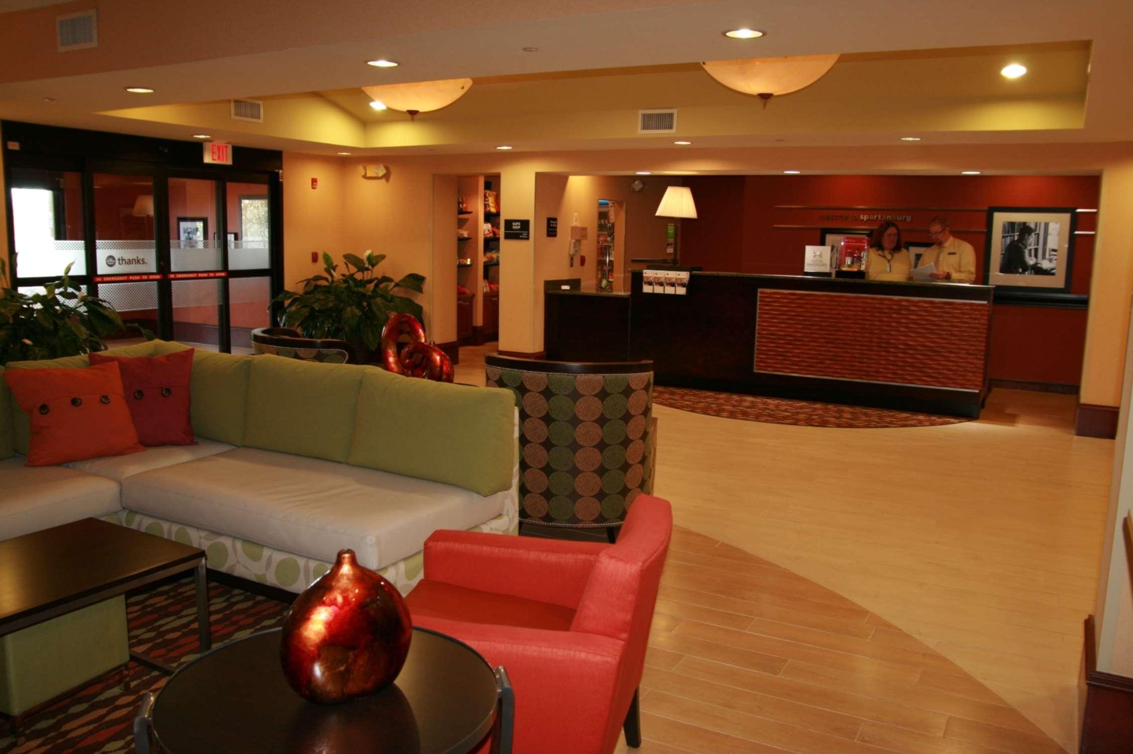 Hampton Inn & Suites Spartanburg-I-26-Westgate Mall image 5