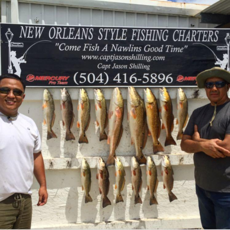 New Orleans Style Fishing Charters LLC image 47