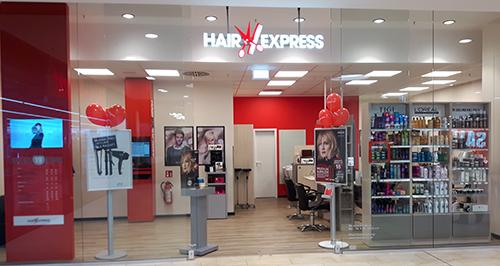HairExpress Neumünster Holsten-Galerie