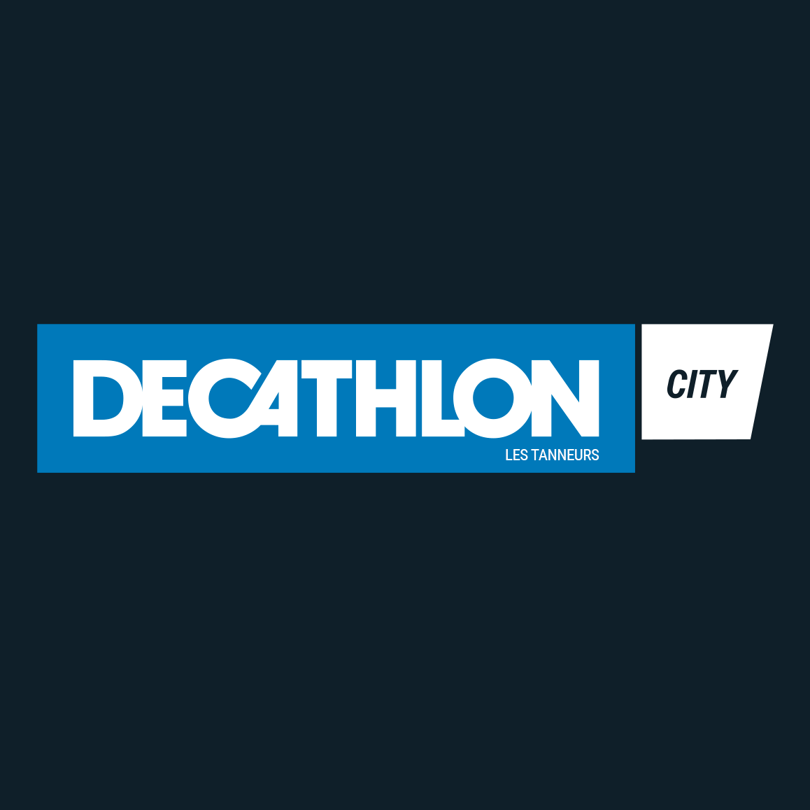 Decathlon City Lille