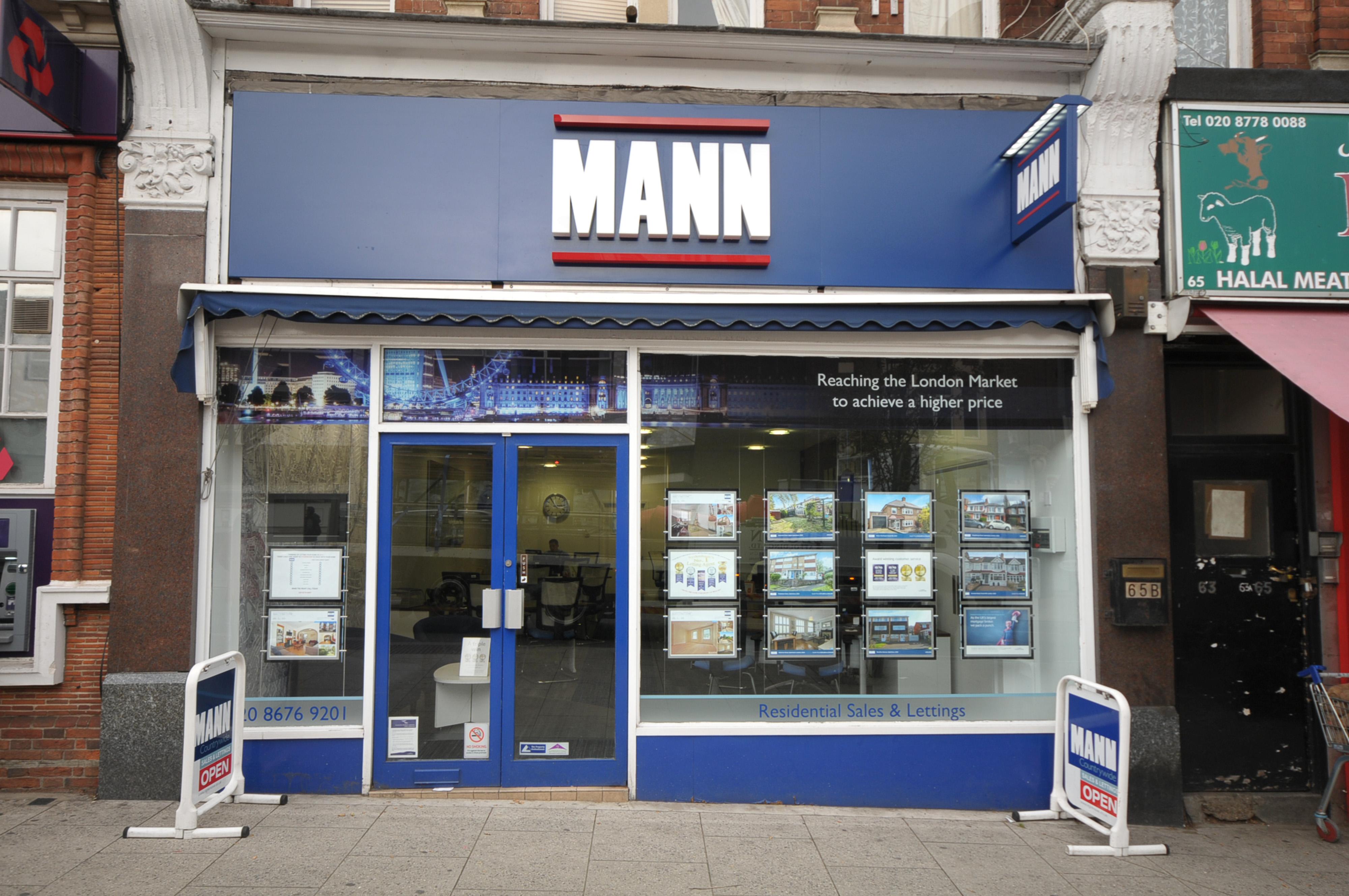 Mann Estate and Letting Agents Sydenham