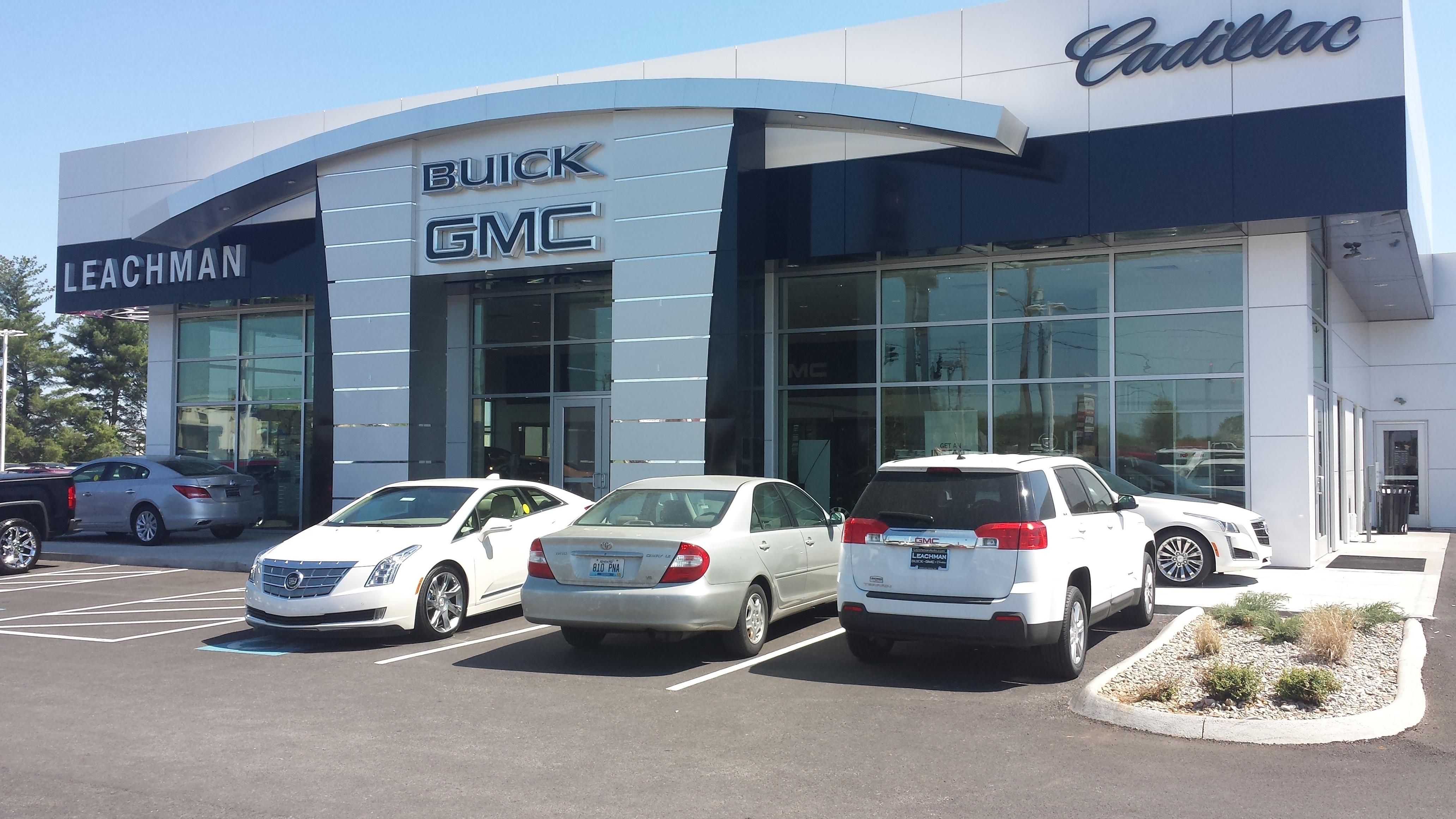 Leachman Buick GMC Cadillac image 2