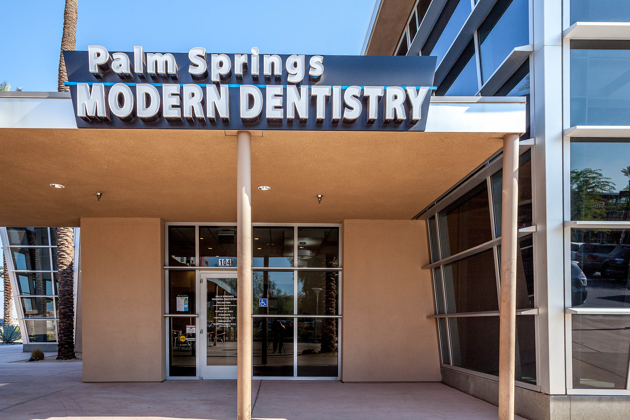 Palm Springs Modern Dentistry In Palm Springs Ca 760