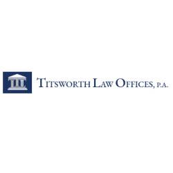 Titsworth Law Offices, P.A. Logo