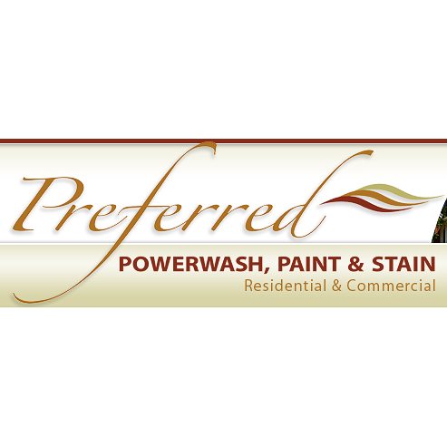 Preferred Power Wash Paint And Stain