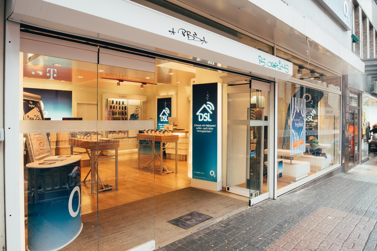 o2 Shop, Kortumstraße 73 in Bochum