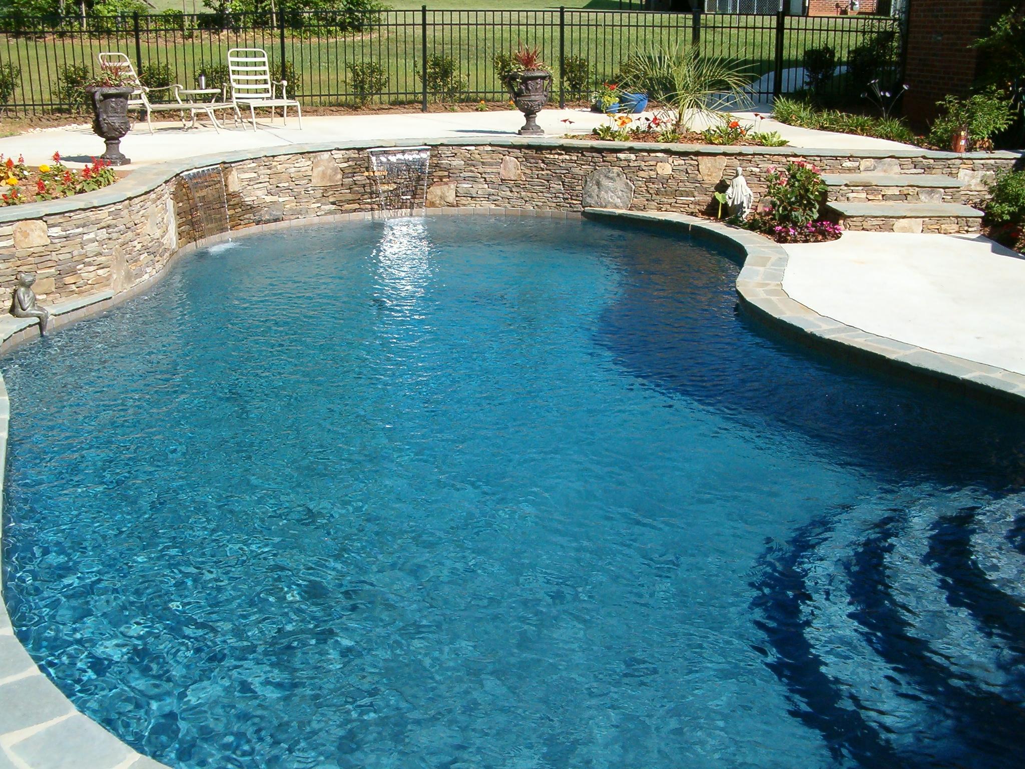 Custom Pools & Spa image 0
