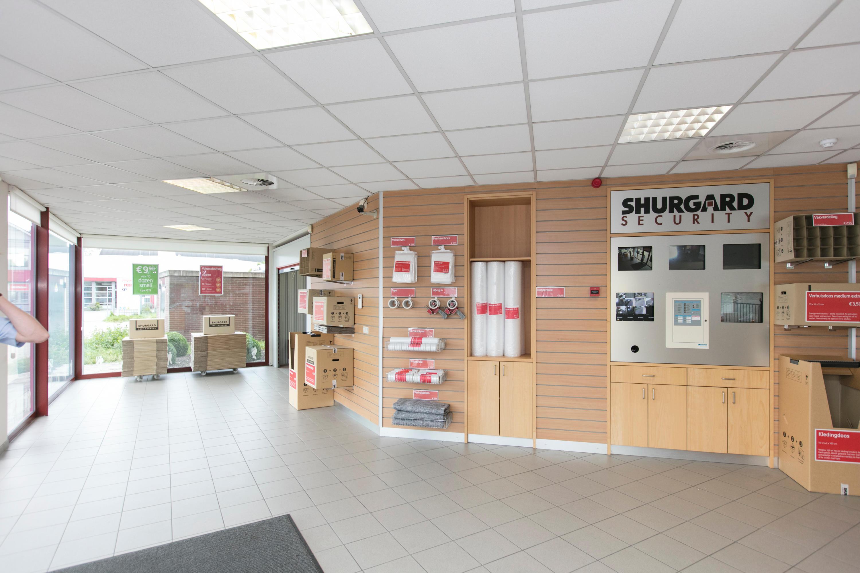 Shurgard Self-Storage Utrecht Cartesius