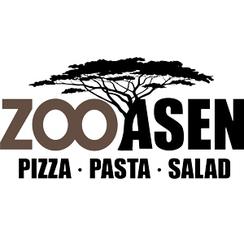 Jacobs Spisehus i GIVSKUD ZOO logo