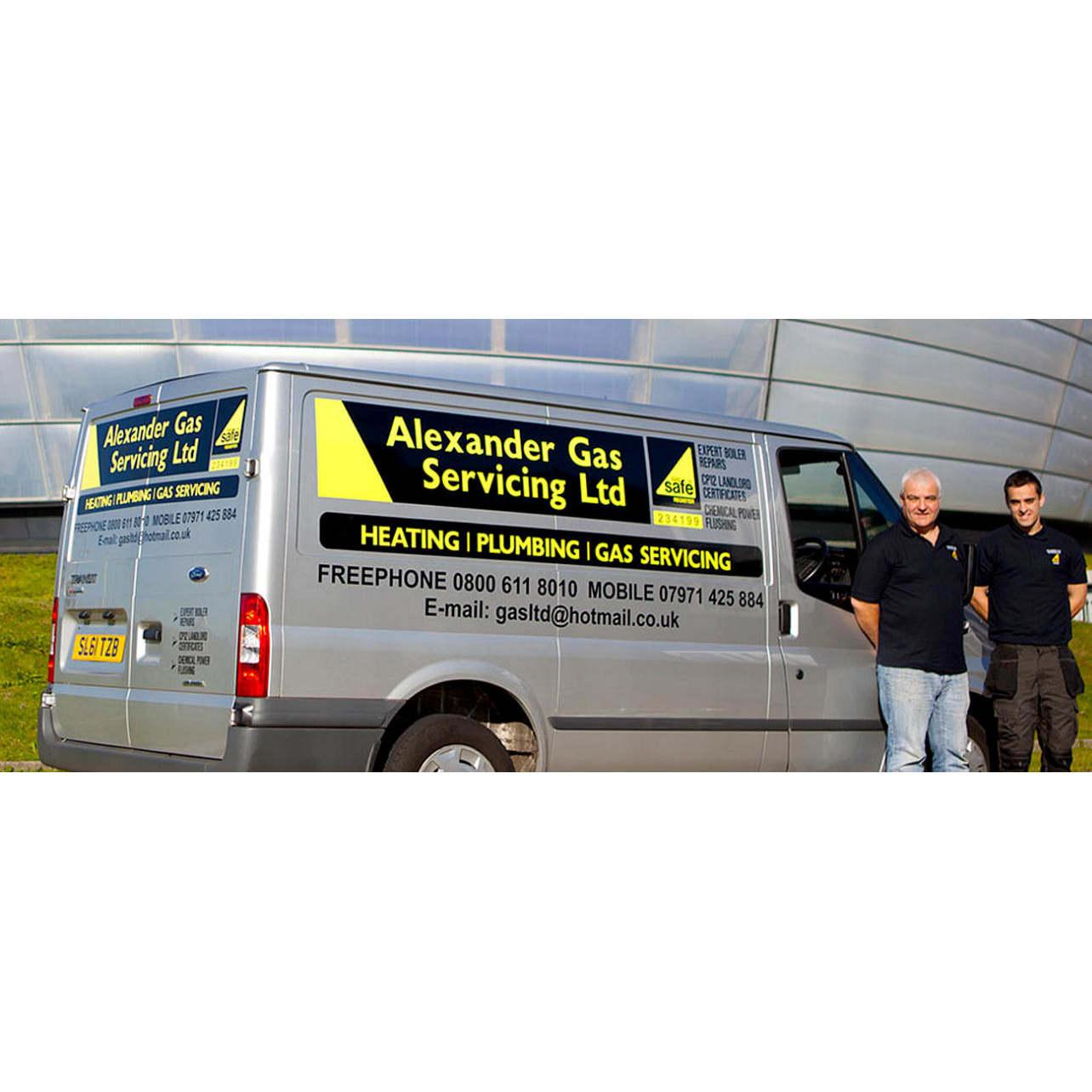 Alexander Gas Servicing Ltd